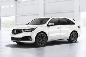 Acura MDX 2019 ra mắt - nội thất đẹp hơn, có bản thể thao