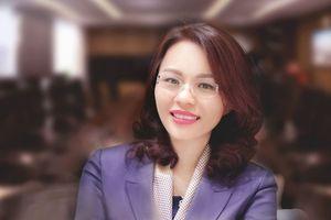 Bà Hương Trần Kiều Dung quay lại giữ chức Tổng giám đốc tập đoàn FLC