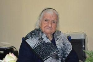 Cụ bà cao niên nhất Âu lục