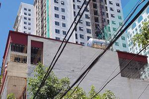 Hàng chục căn nhà bị lún, nứt tại phường Đại Kim: Sớm giải quyết thỏa đáng