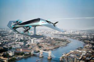 Concept xe bay tuyệt đẹp của Aston Martin