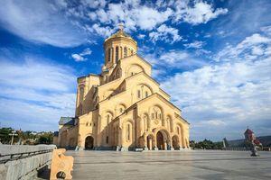 Những ngàn năm ở Mtskheta