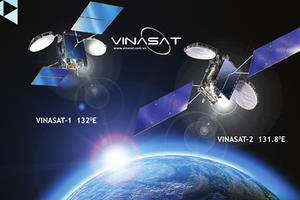 Vệ tinh Vinasat được đề cử là một trong 9 công trình mang dấu ấn đặc biệt