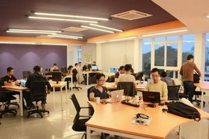 57% doanh nhân đầu tư vào startup khi dưới 35 tuổi, chỉ 29% trên 55 tuổi