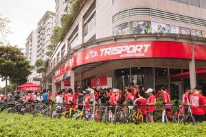 Thành phố Hồ Chí Minh: Khai trương Showroom kiểu mẫu Trisport International