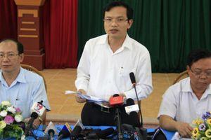 Xác định danh tính 5 cán bộ tham gia sửa điểm thi THPT quốc gia ở Sơn La