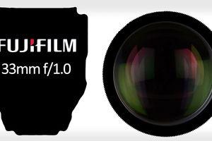 Fujifilm sẽ ra mắt ống kính lấy nét tự động f1.0 dành cho máy mirrorless đầu tiên trên Thế giới