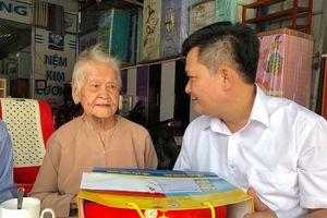 VNSTEEL: Dành 874 suất quà cho ngày Thương binh liệt sỹ