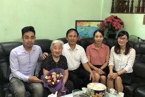 Kinh Đô TCI tri ân kỷ niệm 71 năm ngày Thương binh - Liệt sỹ