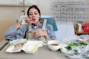 Vỡ đốt sống lưng sau khi ho, mỹ nữ Hà Nội rạng ngời kể chuyện nằm liệt giường