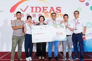 Startup Việt giành giải cao nhất tại IDEAS Show APEC 2018