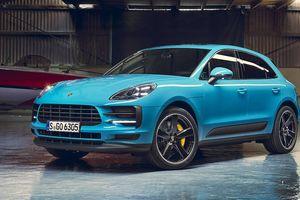 Porsche Macan 2019 ra mắt, đẹp và hiện đại hơn