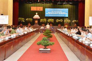 Bí thư Thành ủy TPHCM Nguyễn Thiện Nhân gợi ý giải pháp sáng tạo