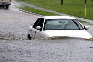 Làm ngay những việc này nếu không muốn tàn phá ô tô khi xe bị ngập nước