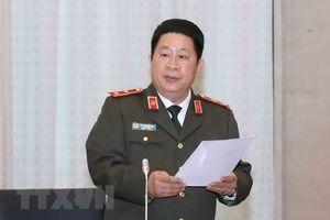 Đề nghị Bộ Chính trị thi hành kỷ luật Thứ trưởng Bộ Công an Bùi Văn Thành