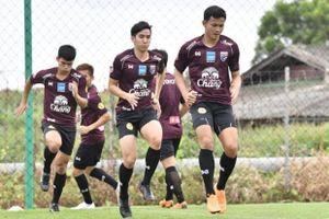 Olympic Thái Lan đặt mục tiêu giành 4 điểm tại vòng bảng ASIAD 18
