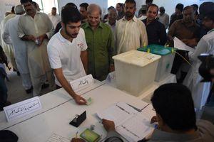 Tổng tuyển cử ở Pakistan: Lá phiếu của hy vọng