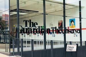 The Guardian: Lần đầu tiên doanh thu báo điện tử vượt báo in