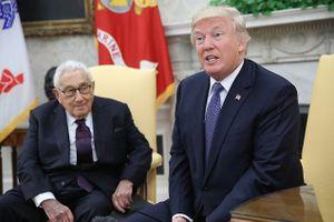 Kissinger lại dâng kế 'liên Ngô kháng Ngụy', Mỹ-Nga âm thầm chỉnh Trung Hoa