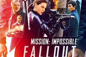 'Mission Impossible: Fallout': Nín thở chờ đợi bộ phim hành động hay nhất từ trước tới nay