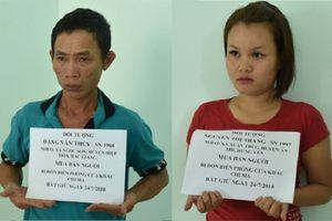 Cha đẻ và nhân tình 'hợp mưu' bán con gái 4 tuổi sang Trung Quốc