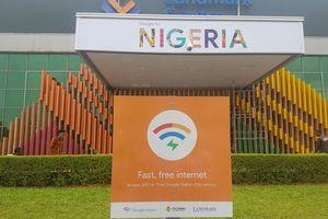 Google khai trương mạng WiFi miễn phí ở Nigeria