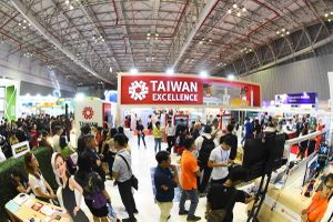 Triển lãm Taiwan Expo 2018- Taiwan Excellence mang công nghệ cho cuộc sống thông minh