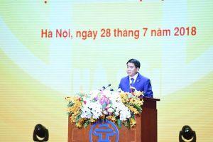 Chủ tịch Hà Nội: 10 năm mở rộng, diện mạo thủ đô nhiều thay đổi mạnh mẽ
