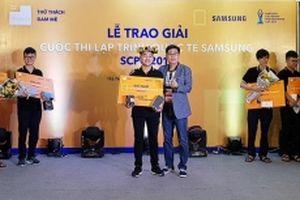 Sinh viên Việt Nam lập kỳ tích tại cuộc thi lập trình quốc tế