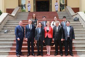 Thúc đẩy quan hệ hợp tác trong lĩnh vực phòng, chống tội phạm giữa Bộ Công an Việt Nam và Cảnh sát New Zealand