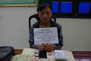 Phá chuyên án 481-L, bắt đối tượng vận chuyển heroin và ma túy tổng hợp