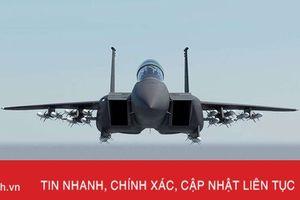 Sức mạnh vô đối của tiêm kích F-15X