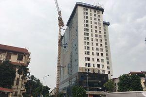 Bộ Xây dựng: Việc phá cả tòa nhà 8B Lê Trực mới chỉ là ý kiến của doanh nghiệp