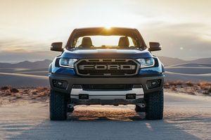 Xem quá trình sản xuất Ford Ranger Raptor 'tóm gọn' trong 90 giây