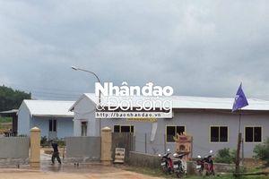 Người dân khốn khổ vì trang trại chăn nuôi lợn của Công ty Hòa Phát Bắc Giang