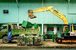 Cà Mau tăng cường kiểm soát môi trường sau sự cố ở nhà máy xử lý rác