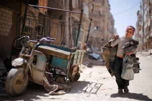 Trung Quốc và cơ hội định hình Syria thời hậu chiến