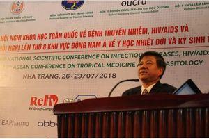 Hội nghị khoa học toàn quốc về Truyền nhiễm và HIV/AIDS