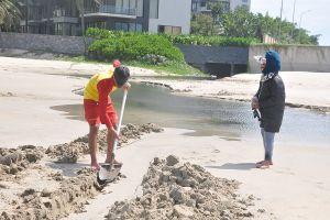 Đà Nẵng tìm cách xử lý nước thải trước khi đổ ra biển