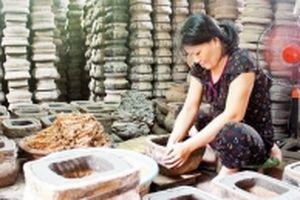 Trăn trở từ làng nghề truyền thống