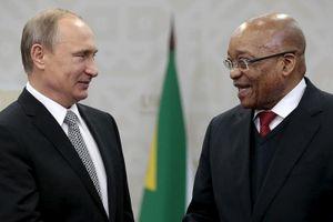 Nga muốn giúp châu Phi phát triển năng lượng