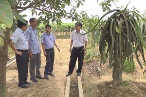 Hội nghị Trao đổi kinh nghiệm về công tác Mặt trận tại tỉnh Hà Tĩnh