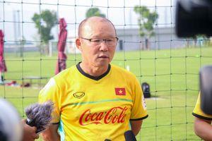 3 tiêu chí lựa chọn cầu thủ tham dự ASIAD của HLV Park Hang Seo