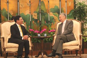 VN - Singapore chia sẻ nhiều lợi ích chiến lược về an ninh, phát triển