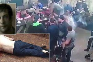 Cảnh trùm xã hội đen Nga đang ăn mừng ngày ra tù thì bị bắn chết tại quán bar