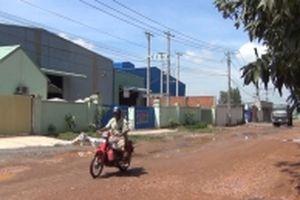 Lập đoàn kiểm tra sai phạm tại Cụm công nghiệp Phước Tân