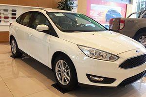 Xe Ford Focus 'đại hạ giá' chỉ từ 555 triệu tại Việt Nam