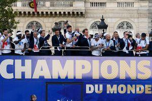Công ty Trung Quốc mất gần 280 tỉ đồng vì Pháp vô địch World Cup 2018
