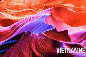 Vẻ đẹp kỳ ảo của hẻm núi sa thạch nổi tiếng nhất nước Mỹ
