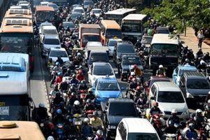 Indonesia đối phó nạn tắc đường và khủng bố ở ASIAD 18 ra sao?